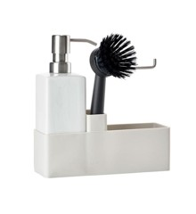 Zone - Dishwashing Set - Warm Grey (330140)