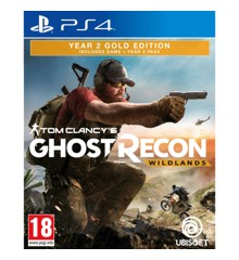 Tom Clancys Ghost Recon: Wildlands (Year 2 - Gold Edition)