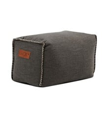 SACKit - RETROit Square Drum Puff - Brown ( Outdoor use )