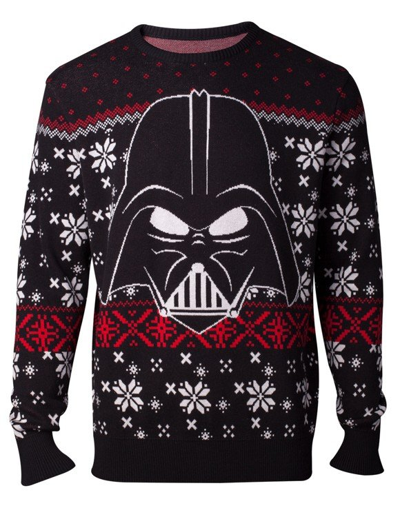 Star Wars Darth Vader Sweater XXL