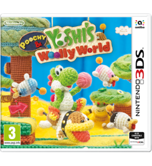 Poochy and Yoshi's Wooly World
