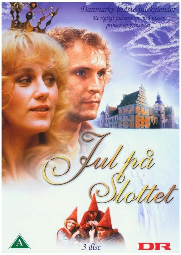 Jul på Slottet (3-disc) - DVD