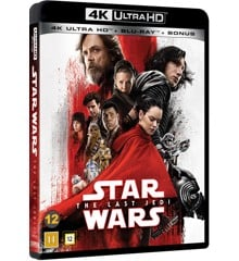 Star Wars - The Last Jedi (4K Blu-Ray)