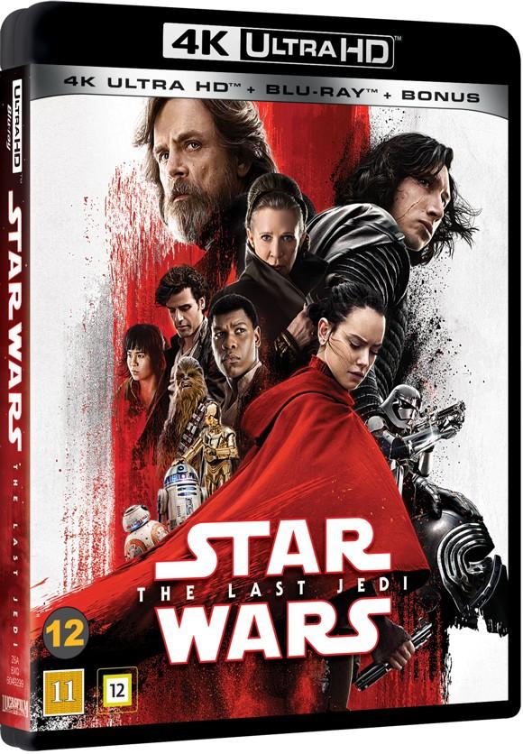 Star Wars - The Last Jedi (4K Blu-Ray)