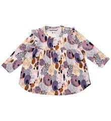 ​PAPFAR - Single Jersey AOP Girls Tunic