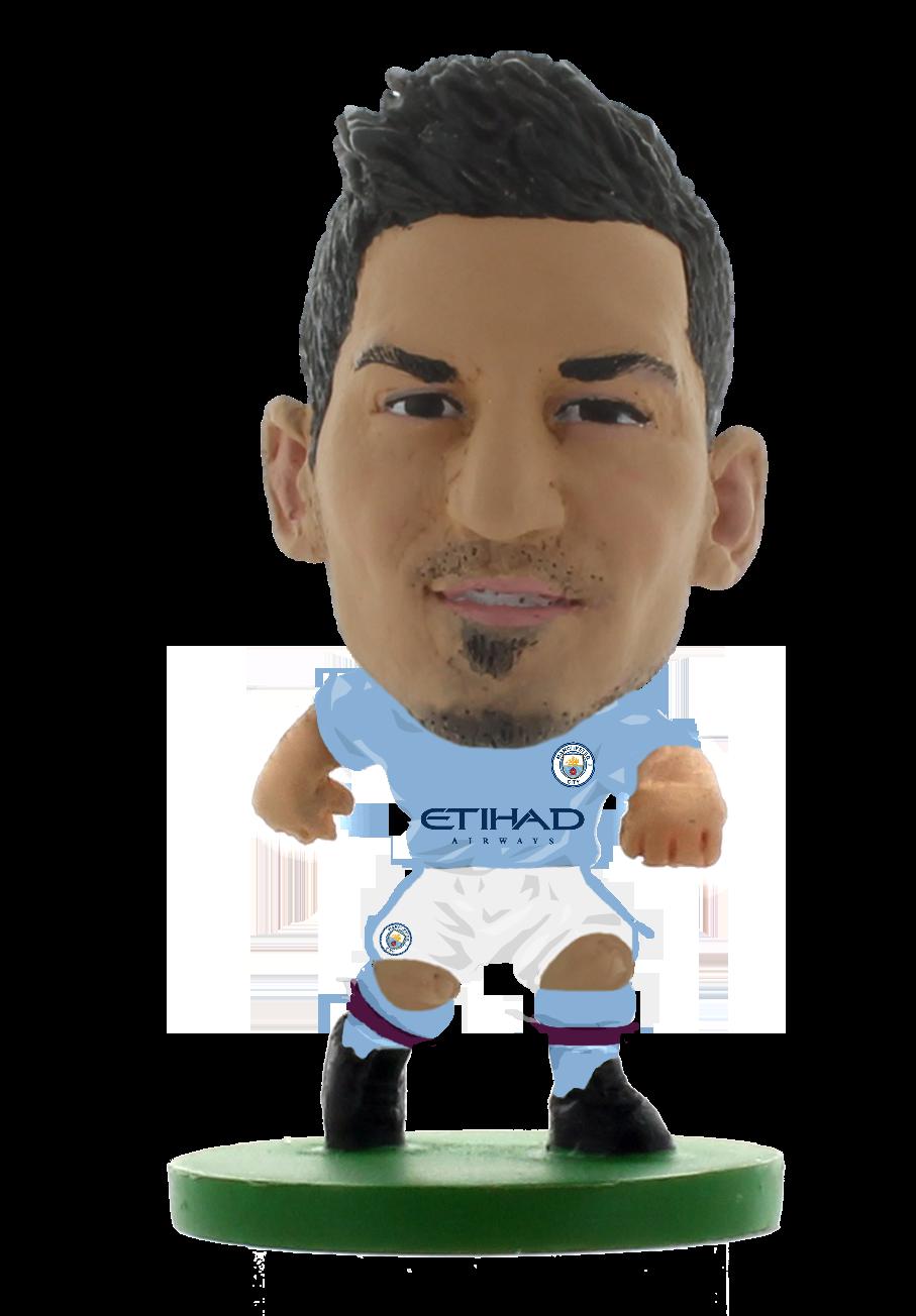 Soccerstarz - Man City Ilkay Gundogan - Home Kit (2020 version)