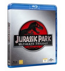 Jurassic Park 1-3 Collection (Blu-Ray)