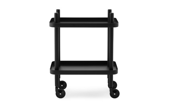Normann Copenhagen - Block Table - Black/Black (602196)