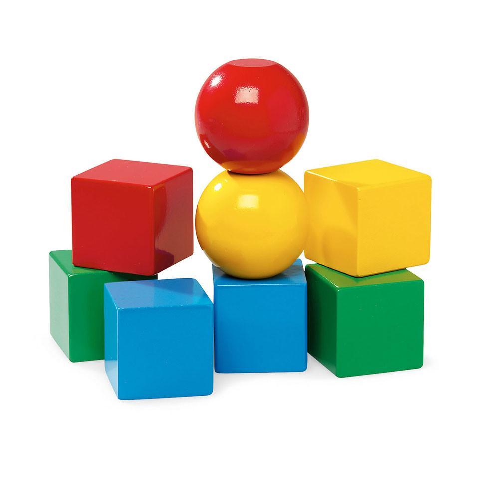 BRIO - Magnetische Holzbausteine (30123)