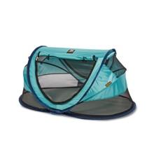 Deryan - Travel Cot Peuter - Luxe Ocean Blue