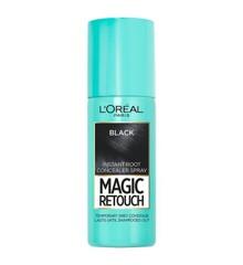 L'Oréal Paris Hair Color - Magic Retouch - Black