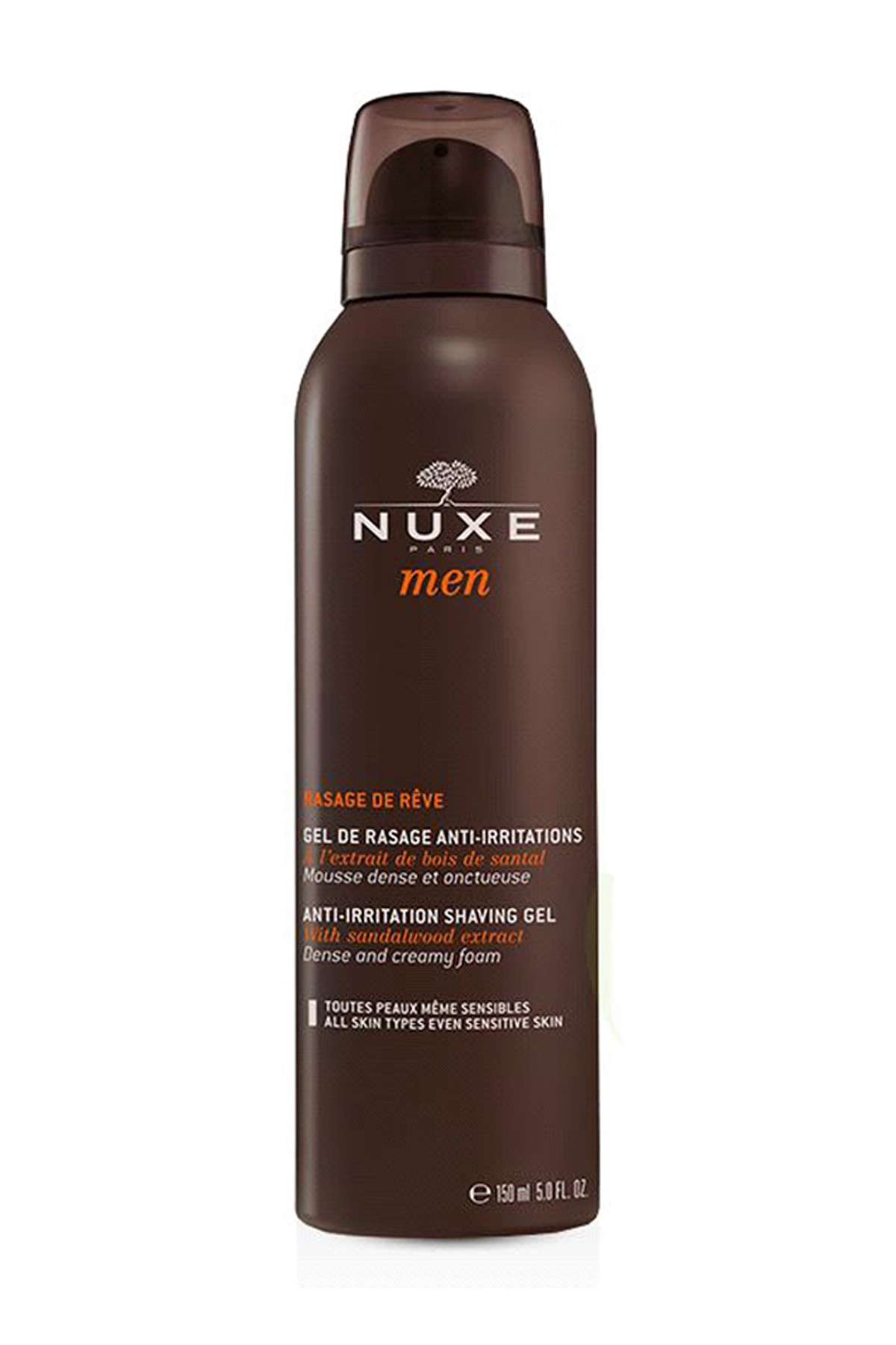 Nuxe Men - Shaving Gel 150 ml