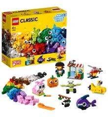 LEGO Classic - Klodser og øjne (11003)