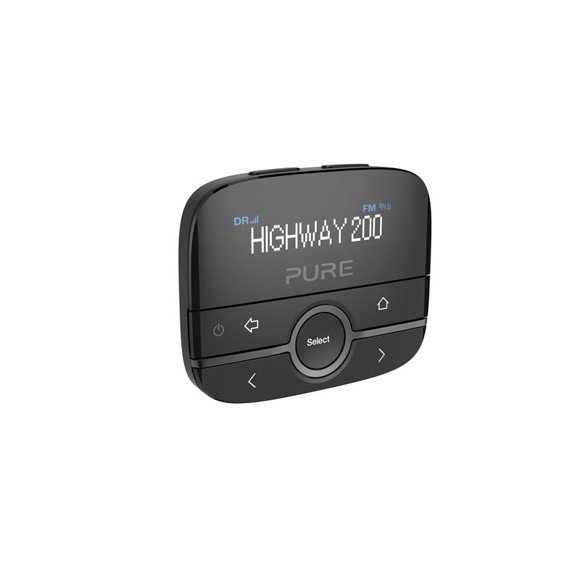 Pure - Highway 200 FM/DAB/DAB+ Car Adapter