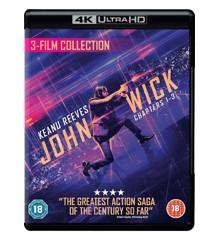 John Wick: 3-film Collection - 4K UHD (UK IMPORT)