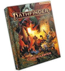 Pathfinder - Core Rulebook P2 (PZO2101)