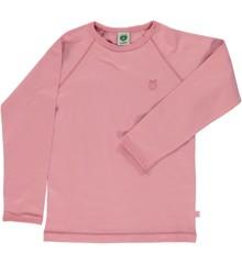 Småfolk - Økologisk Basis Langærmet T-Shirt - Blush