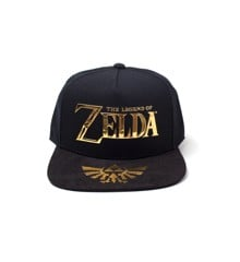 Zelda - The Legend Of Zelda Snapback Cap (One-size)