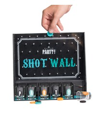 PARTY! Shot Wall