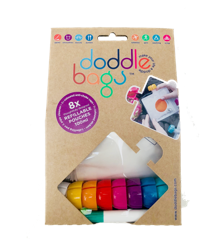 doddle - doddlebags Madposer 8 stk