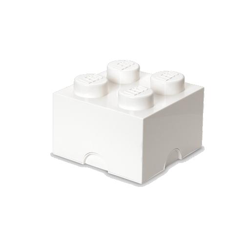 Room Copenhagen - LEGO Storeage Brick 4 - White (40031735)