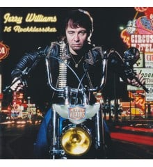 Jerry Williams ‎– 16 Rockklassiker - CD