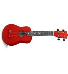 Reno - RU150 - Sopran Ukulele (Red)