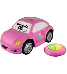 BB - Junior Volkswagen Easy Play RC - Pink  (400128)
