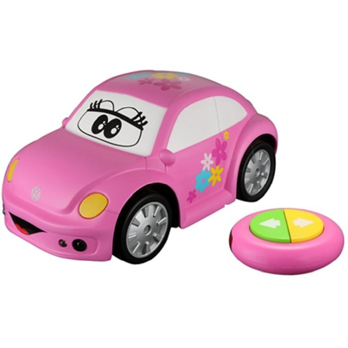 BB Junior Volkswagen Easy Play RC Pink