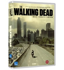 The Walking Dead - Season 1 - DVD