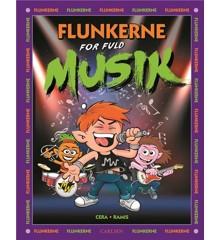 Børnebog - Flunkerne for Fuld Musik