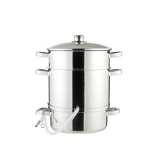 Funktion - Steam Juicer - Induction Stainless Steel - 7,8 L (13244)