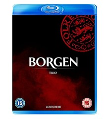 Borgen: Sæsons 1-3 (Blu-Ray)