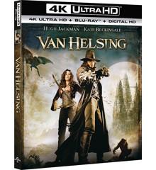 Van Helsing (4K Blu-Ray + 2D Blu-ray)