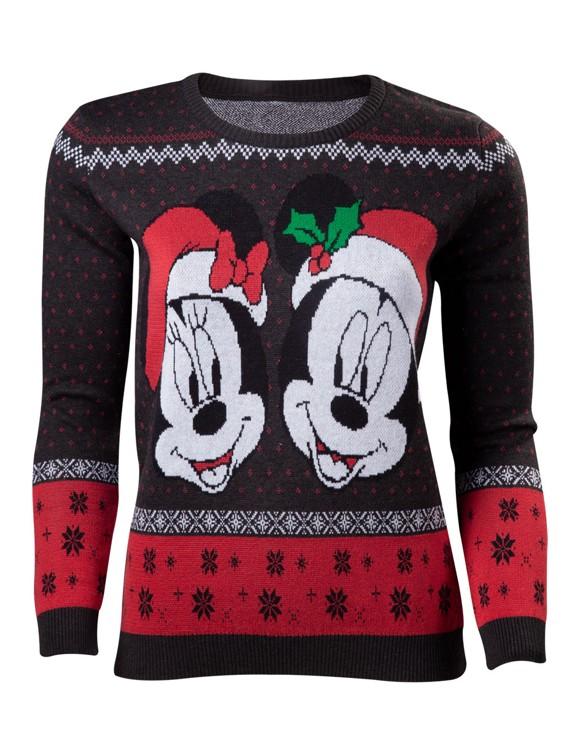 Disney Mick & Minnie Sweater S