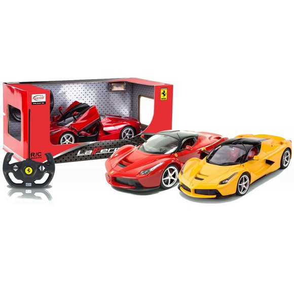 Rastar R/C 1:14 Remote-Control Car LaFerrari  Car - 1 Supplied, Colour May Vary
