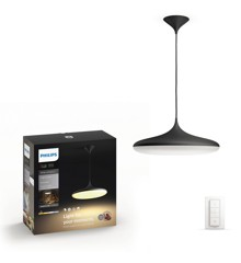 Philips Hue - Connected Cher Suspension light - White Ambiance - E