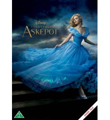Eventyret om Askepot - DVD