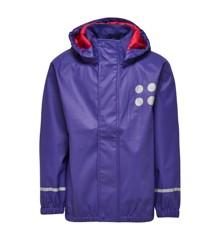 LEGO Wear - Rain Jacket - Dark Purple