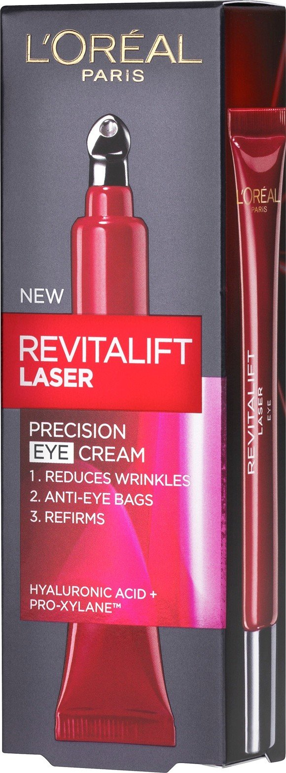 L'Oréal - Revitalift Laser Precision Eye Cream 15 ml
