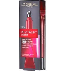 L'Oréal -  Revitalift Laser Precision Øjencreme 15 ml