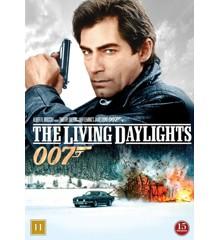 James Bond - The Living Daylights - DVD