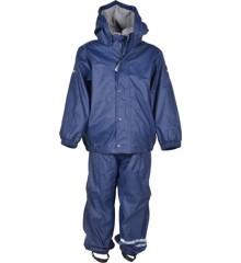 Mikk-line - PU Rainwear w. Fleece