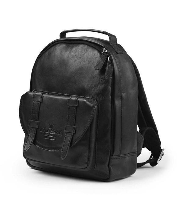 Elodie Details - Leather Backpack - Black