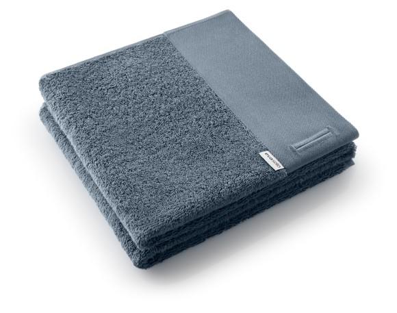 Eva Solo - Towel 50 x 100 cm - Steel Blue (592205)