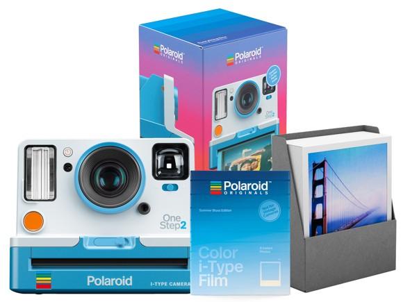 Polaroid Originals Onestep Everythingbox VF Blue