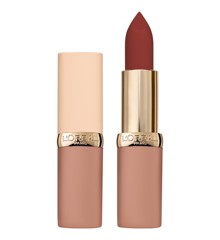 L'Oréal - Color Riche Ultra Matte Free The Nudes Lipstick - 04 No Cage
