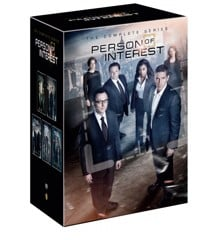 Person Of Interest - season 1-5 - DVD