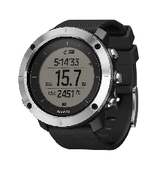 Suunto - Traverse Black Outdoor GPS Watch