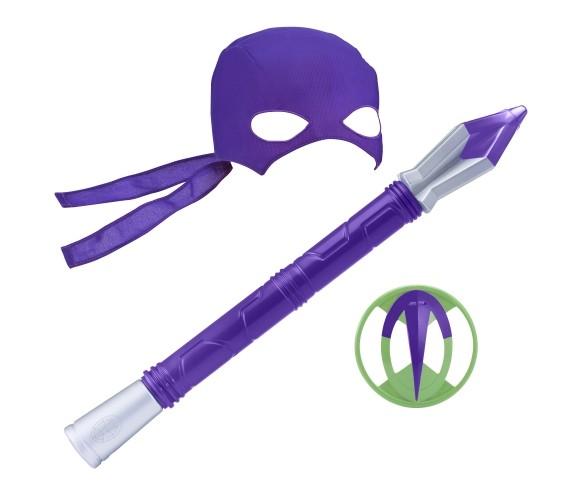 Rise of the Teenage Mutant Ninja Turtles - Donatellos Ninja Udstyr (82052)